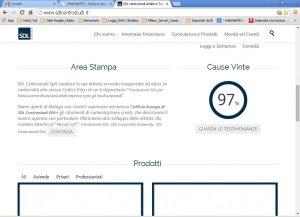 SDL_Centrostudi_AGICOM_Vecchia_Home_Page