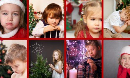 Dignità dei figli abbandonati, Buon Natale SDL Centrostudi SPA.