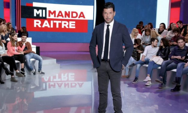 Deborah Betti contro Piero Calabrò di SDL Centrostudi su Mi manda Raitre