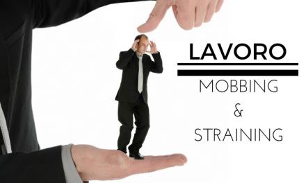 Discriminazioni sul lavoro: tra Mobbing e Straining!