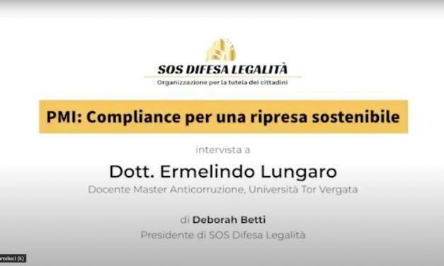 PMI: Compliance per una ripresa sostenibile